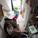 Compartment Apartment! Parisian Illustrator Deals With COVID-19 Lockdown in Tiny Apartment!