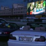 Czech Citizens Watch Theater & Movies from Their Cars as Restrictions Are Loosened