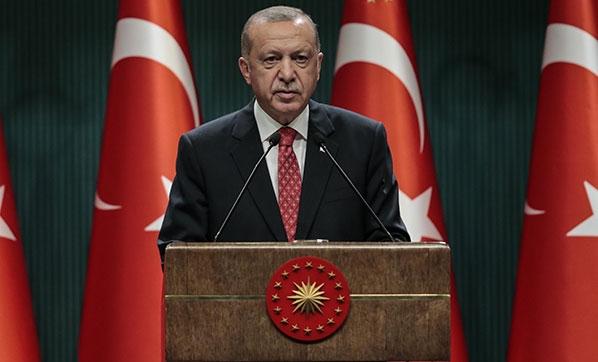 """Erdoğan: """"It is the Greek Cypriot-Greek mentality that increases the tension in the Mediterranean"""" 15"""