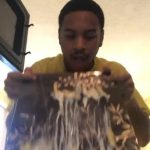 Guy Drops Food While Trying to Show off the Dish
