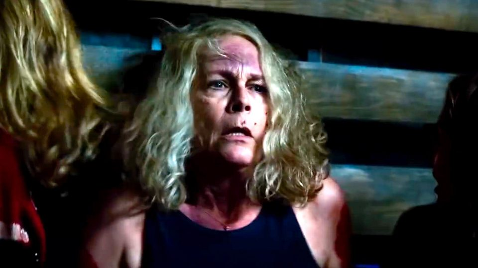 Halloween Kills with Jamie Lee Curtis - Official Teaser Trailer