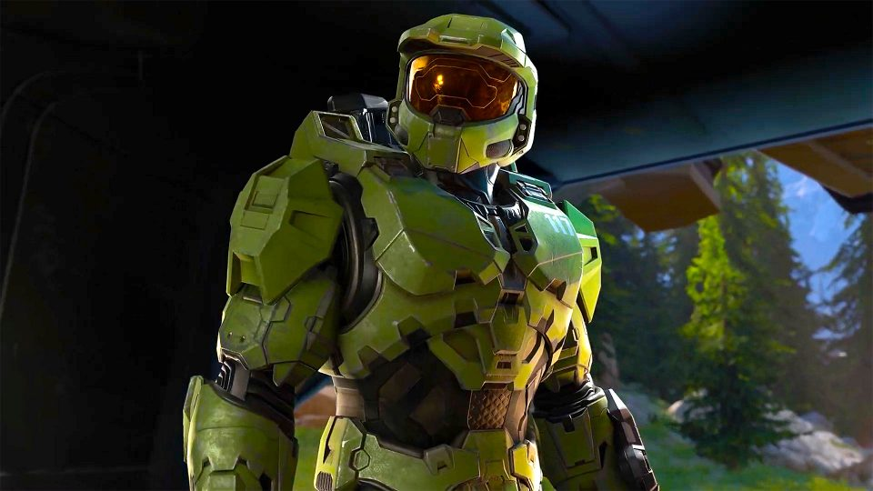 Halo Infinite on Xbox Series X - Official Campaign Gameplay Trailer