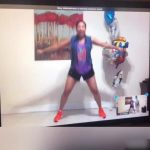 Instructor Hosts Birthday Dance Party for Student via Video Call