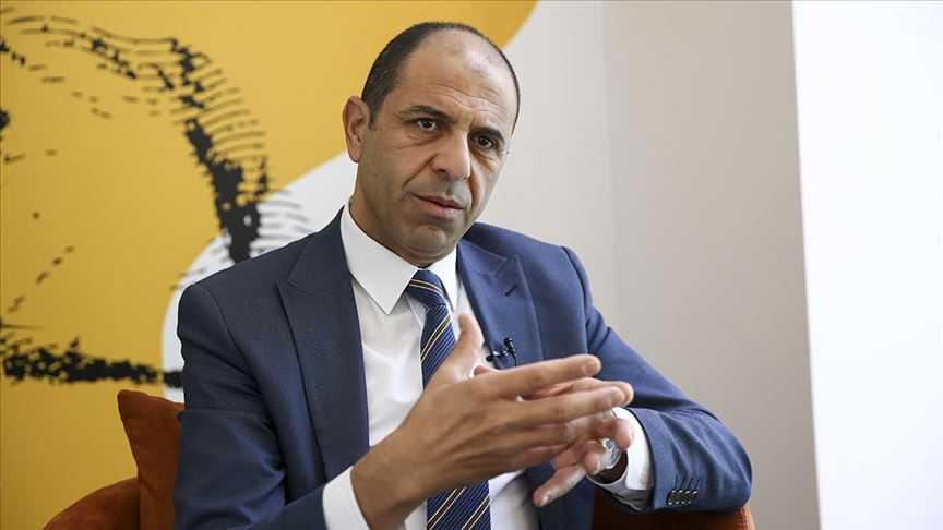 """Özersay: """"Developments show that we are on the right track in Closed Maras"""" 15"""