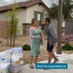 Pregnant Woman Gets Surprise Drive by Baby Shower
