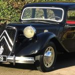 This French Limousine Might Have Taken the Queen for a Ride