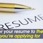 Tips for Making Your Resume Stand Out from the Pack