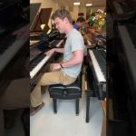 Two Pianists Perform Amazing Duet