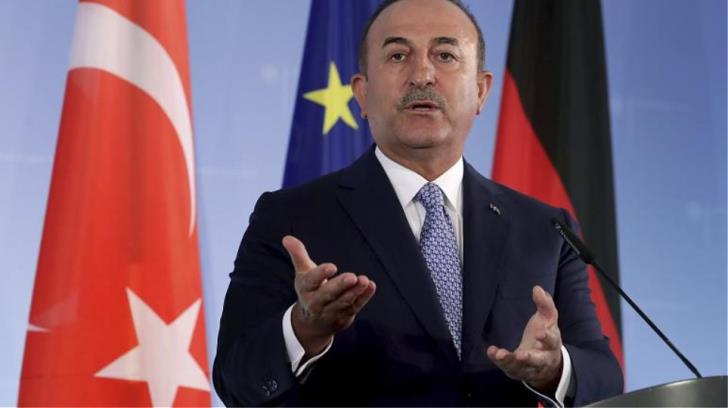 The new message from Turkish Foreign Minister to Greece and South Cyprus 15