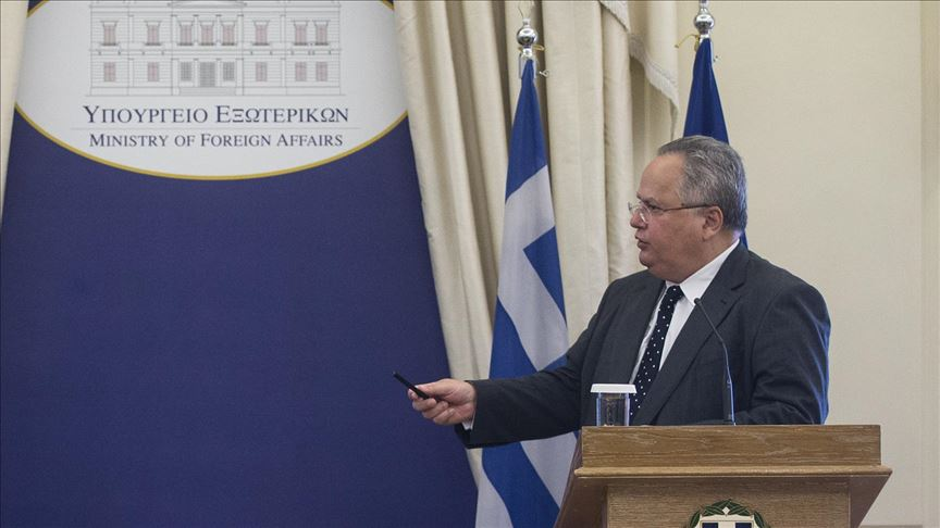 Former Greek FM criticize maritime deal with Egypt 21