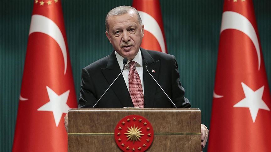 "Turkish President Erdoğan: ""We will continue to implement our own plans in the Mediterranean"" 16"