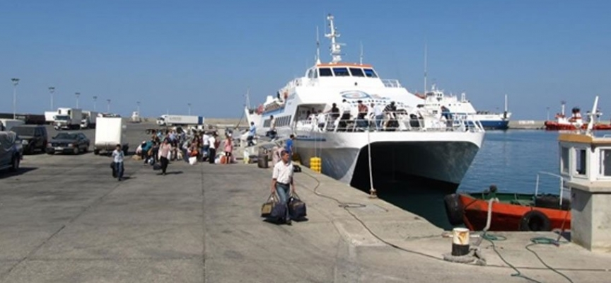 7 positive cases were found in tests conducted at Kyrenia Port 27