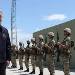 Turkey and UK hold joint navy training in East Med 22
