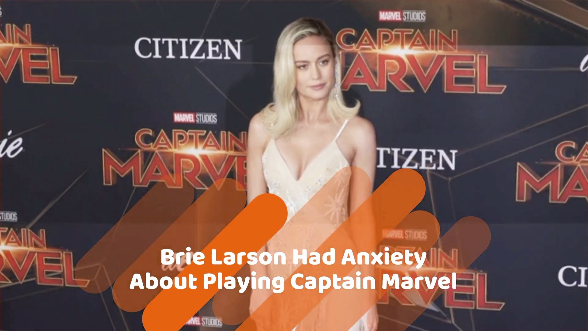 Brie Larson Gets Anxiety