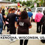 Jacob Blake family holds community celebration to counter Trump visit