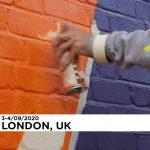 London holds first-ever mural festival despite coronavirus crisis