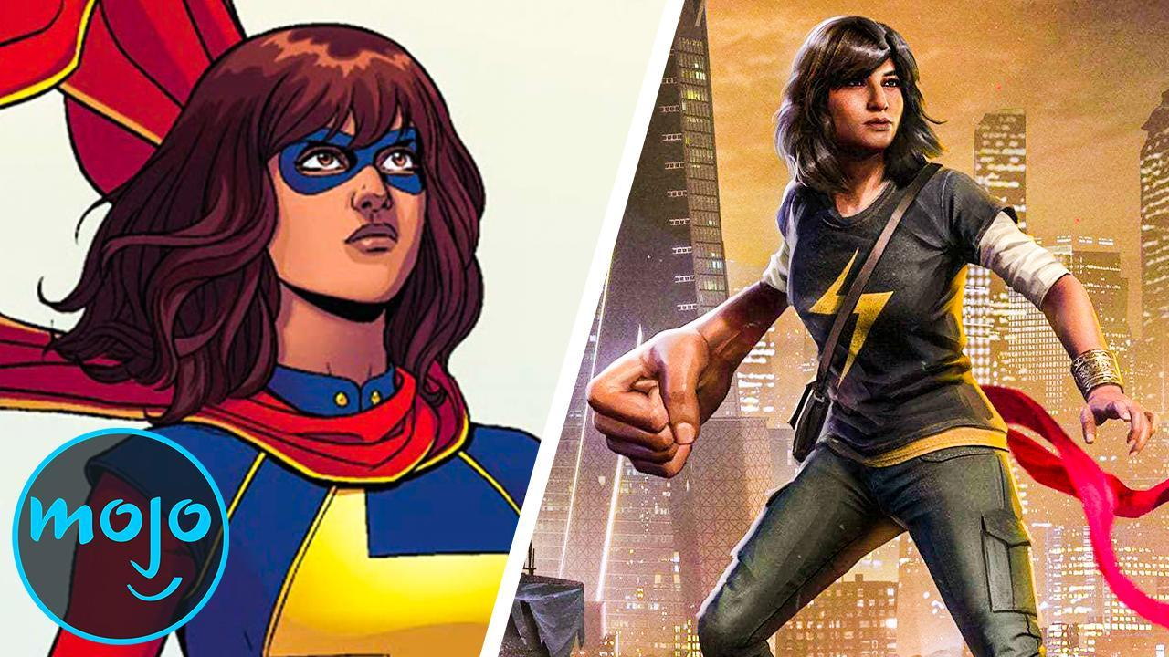Superhero Origins: Marvel's Kamala Khan