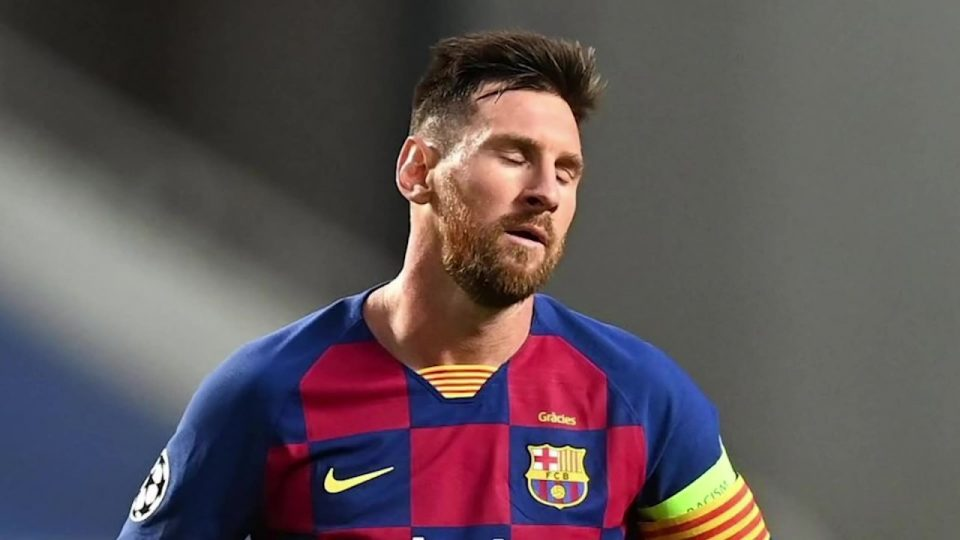 THE REAL REASON LIONEL MESSI IS LEAVING BARCELONA...   #WNTT