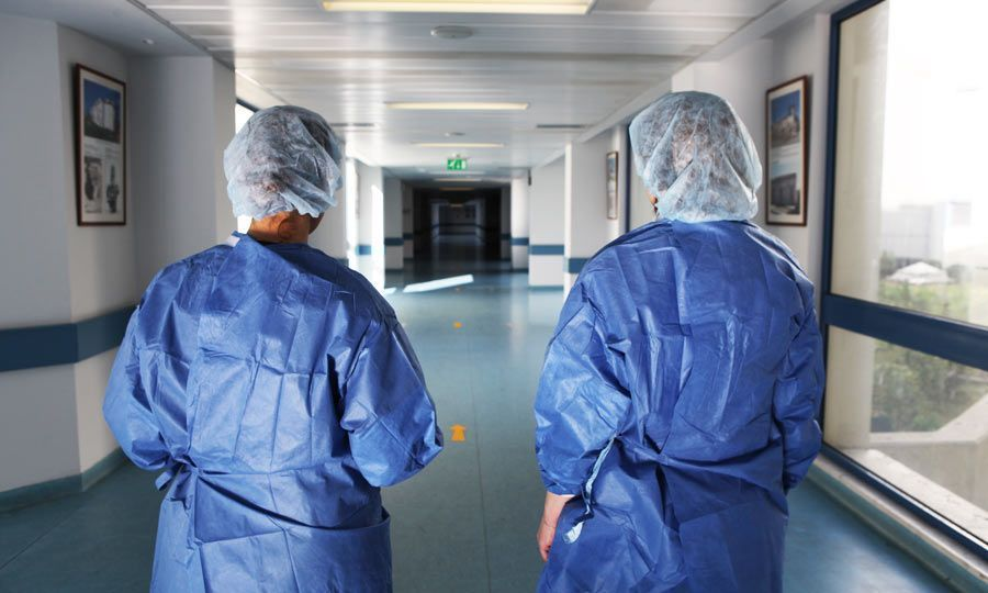 TRNC: 3 Nurse's test positive 23