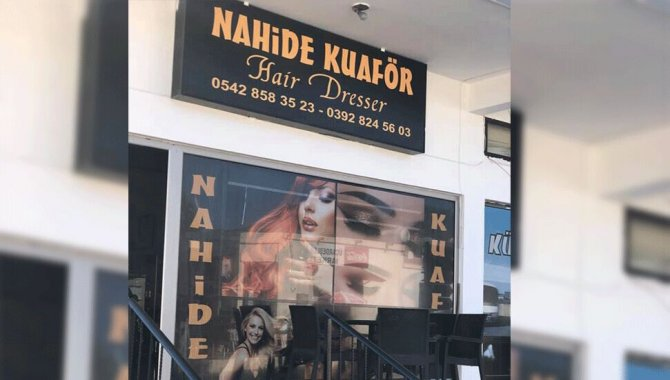 Father of the hairdresser is positive, services suspended 22