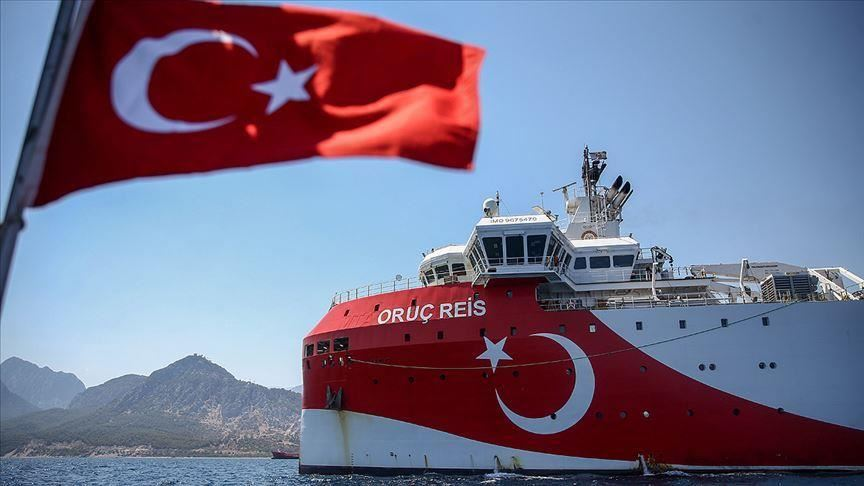 Ship continues resolute exploration of E.Med (Video) 23