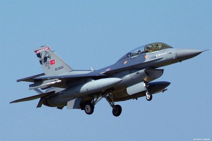 Turkish Fighter Jets arrive in the TRNC (Video) 25